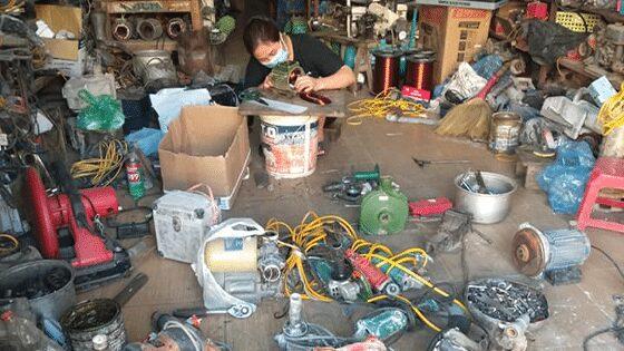 Cửa hàng sửa máy bơm nước - sửa chữa gia dụng