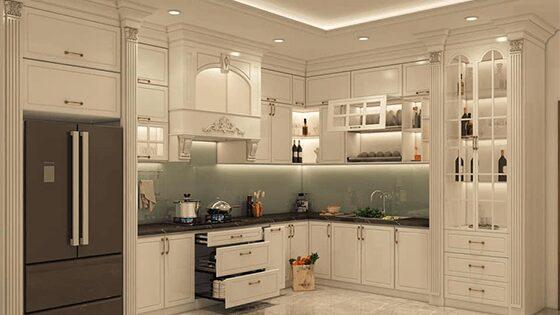 Thạch Cao Phòng Bếp