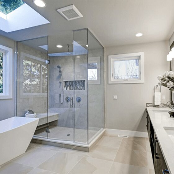 Cabin tắm kính