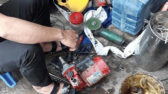 Cửa hàng sửa máy bơm nước gần đây