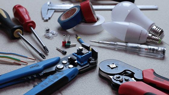 Dụng cụ, đồ nghề sửa điện